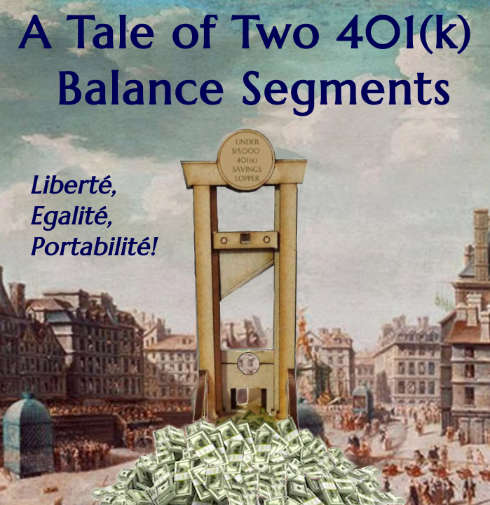 A Tale of Two 401(k) Balance Segments